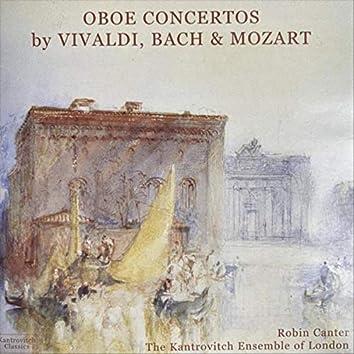 Oboe Concertos by Vivaldi, Bach & Mozart