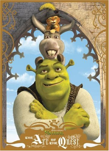 Shrek: The Art Of The Quest: The Art and Making of an Animation Classic