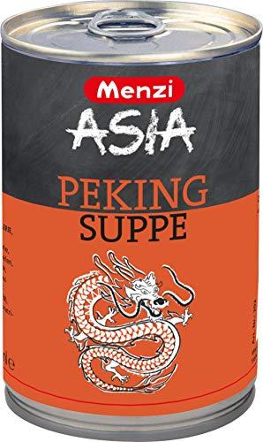 Menzi Exotic Asia Suppe Peking süß-sauer-scharf 400 ml