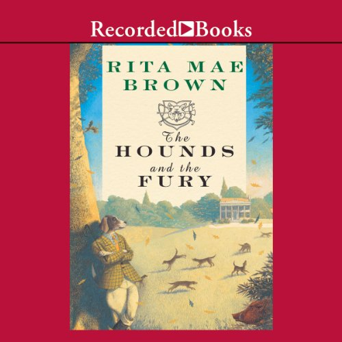 The Hounds and the Fury audiobook cover art