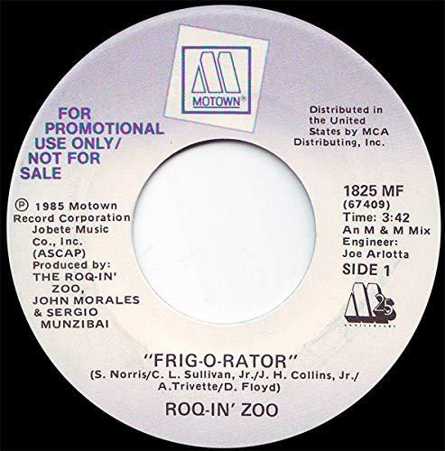 frig-o-rator / same 45 rpm single