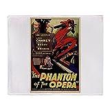 CafePress Original Phantom Throw Blanket Soft Fleece Throw Blanket, 50'x60' Stadium Blanket