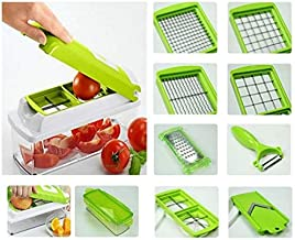 Easy and fast vegetable slicer 7 pieces