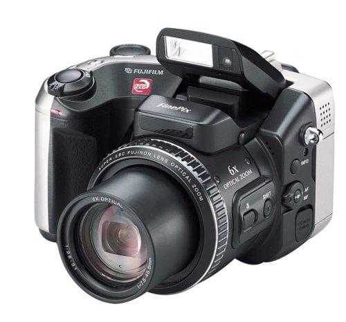Fujifilm FinePix S602 3.3MP Digital Camera w/ 6x Optical Zoom