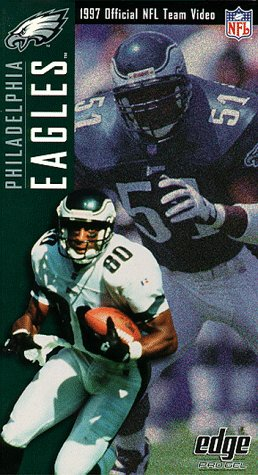 Philadelphia Eagles: 1997 Official NFL Team Video (1996 Season) [VHS]