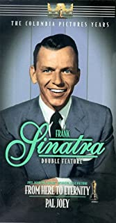 Sinatra Double Feature: Pal Joey & From Here to Eternity VHS