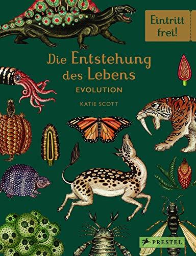 Die Entstehung des Lebens. Evolution: Eintritt frei!