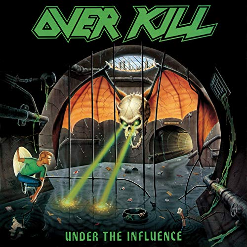 Overkill: Under the Influence (Collector'S Edition) (Audio CD (Special Edition))