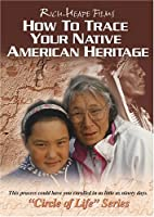 How to Trace Your Native American Heritage [DVD] [Import]
