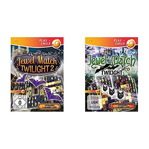 Jewel Match: Twilight 2 & Jewel Match: Twilight