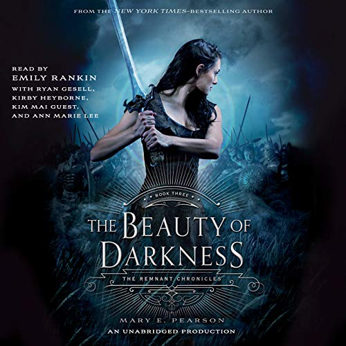 The Beauty of Darkness audiobook cover art