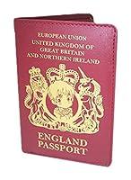 ヘタリア イギリス パスポートタイプ 折り財布 並行輸入品