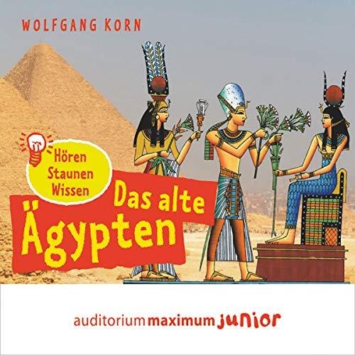 Das alte Ägypten audiobook cover art