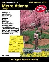 ADC The Map People Metro Atlanta, Georgia (American Map Regional Atlas: Metro Atlanta)