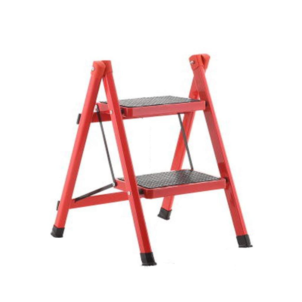 ZYC-WF Paso de Heces para Adultos Dormitorio Del Hogar Plegable Escalera Multifunción Colgando de Escalera / H7 / H7: Amazon.es: Bricolaje y herramientas