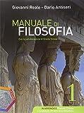Manuale di filosofia. Ediz. plus. Per i Licei. Con DVD. Con e-book. Con espansione online (Vol. 1)