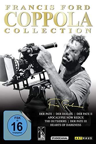 Francis Ford Coppola Colle (7 Dvd) [Edizione: Germania]