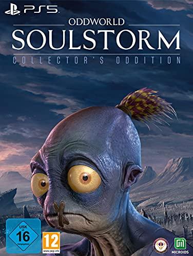 Oddworld Soulstorm: Collector