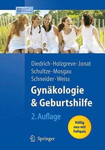 Gyn???kologie und Geburtshilfe (Springer-Lehrbuch) (German Edition) by Klaus Diedrich (2006-10-13)