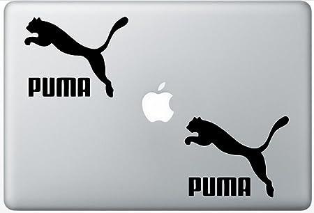 Puma ArcDecals78603238 Set Of Two (2x) , Decal , Sticker , Laptop , Ipad , Car , Truck