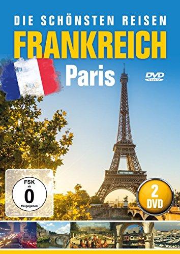 Die schönsten Reisen - Frankreich & Paris [2 DVDs]