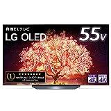 LG 55型 4Kチューナー内蔵 有機EL テレビ OLED55B1PJA Alexa 搭載 2021 年モデル