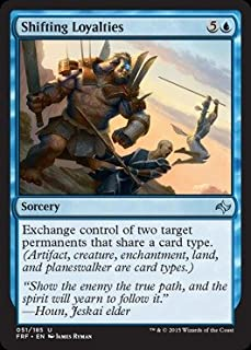Magic: the Gathering - Shifting Loyalties (051/185) - Fate Reforged - Foil
