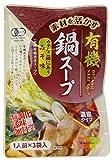 創健社 有機鍋スープ みそ味 93g