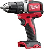 """Best milwaukee brushless drill - Milwaukee 2701-20 M18 ½"""" Compact Brushless Drill/Driver Bare Review"""