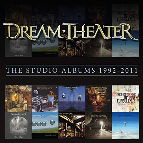 Dream Theater: The Studio Albums 1992-2011 (Audio CD (Standard Version))