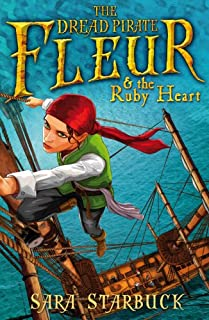 Dread Pirate Fleur and the Ruby Heart