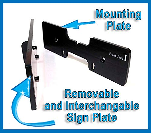 Privacy Sign (Do Not Disturb Sign, Restroom Sign, Office Sign, Conference Sign, Vacant Sign, Occupied Sign) - Tells Whether Room in Vacant or Occupied Photo #6