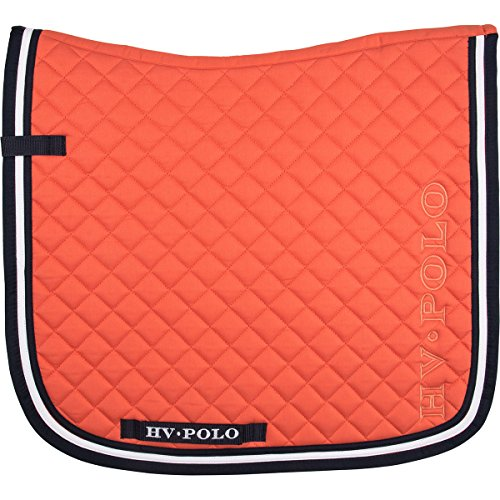 HV Polo Schabracke Geri - Orange - Dressur Full