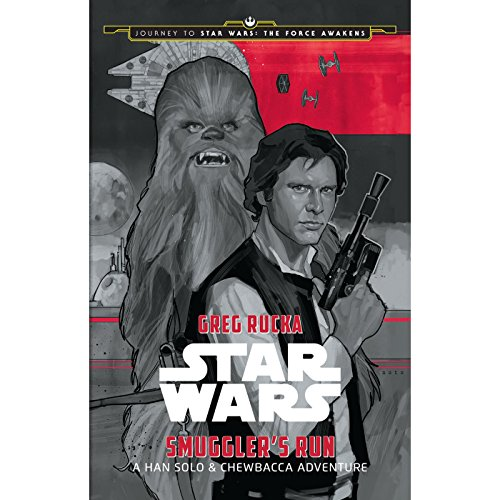 Star Wars: Smuggler's Run audiobook cover art
