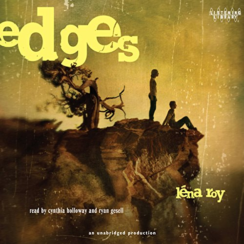 Edges audiobook cover art