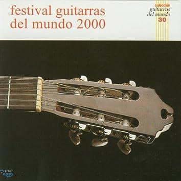 Festival Guitarras del Mundo 2000