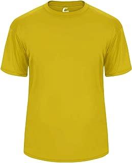 Men's C2 Performance Shirt Gold Small