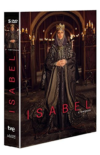Isabel 3 Temporada BOX 3 Dvd's(European Import - Region 2 - Pal Format) by Ram??n Madaula, Rodolfo Sancho, Ainhoa Santamar??a, Jordi D??az Michelle Jenner
