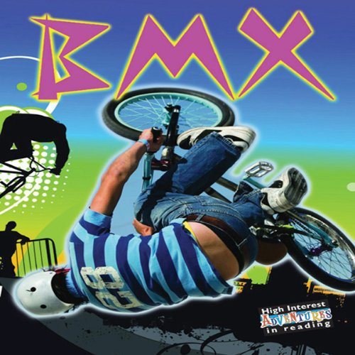 Bmx Freestyle audiobook cover art