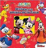 MI PRIMER TESORO MICKEY MOUSE M1T: MICKEY Y LOS AMIGOS DE LA CASA