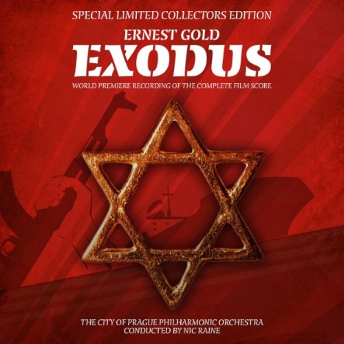 """Concert Overture (From """"Exodus"""")"""
