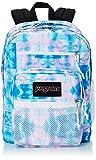 Jansport Big Campus Backpack - Lightweight 15-inch Laptop Bag, Electric Vortex