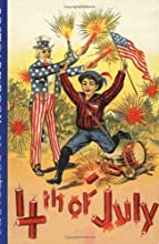 4th of July Postcard Book