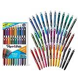 Paper Mate InkJoy Pens, Gel Pens, Medium Point (0.7 mm), Assorted, 36 Count