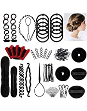 Ealicere 25 stuks haarstyling design accessoires styling set.