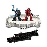 TOMY Battroborg Warrior Battling Robot Arena: Samurai VS...
