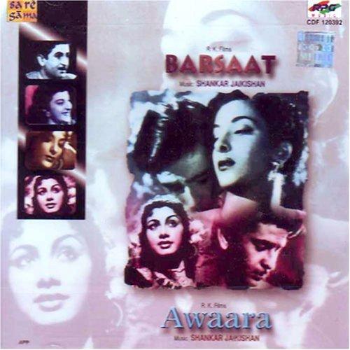 Barsaat and Awaara (Bollywood Cinema Soundtrack / Hindi Film Songs / Indian Music / Old Film Songs) by Shankar Jaikishan, Various Artist (2007-03-03?