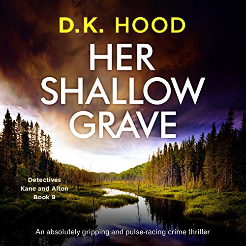 Her Shallow Grave: An Absolutely Gripping and Pulse-Racing Crime Thriller cover art