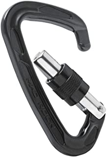 Mad Rock Super Tech Screw Carabiner (Black)