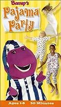 Barney - Barney's Pajama Party VHS